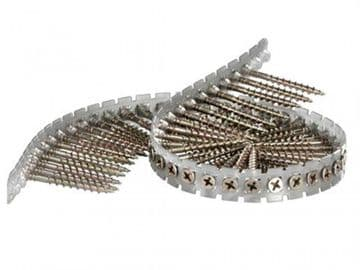 DuraSpin® Collated Screws Chipboard 4.0 x 35mm (Pack 1000)